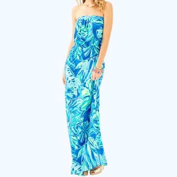 Lilly Pulitzer Dresses & Skirts - Lilly Pulitzer Maxi Dress
